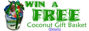 coconut recipe contest