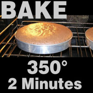 oven bake for 22 minutes